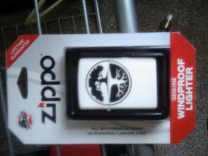 "Brand New white Zippo w ""Tree of Life"" design still in original packaging for Sale in Burlington, NJ"