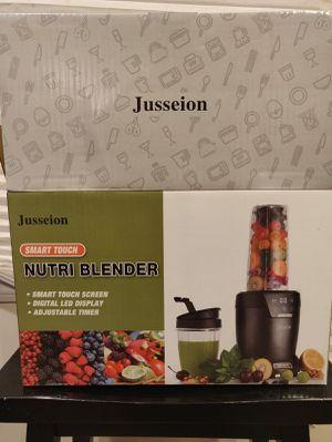 Jusseion Smart Touch Nutri Blender for Sale in Woodbridge, VA