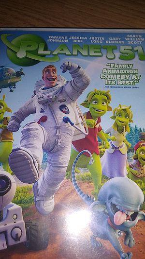 Planet 51 movie for Sale in Auburn, WA
