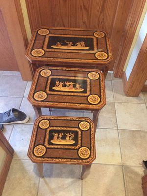 Antique Italian End tables for Sale in Chesterland, OH