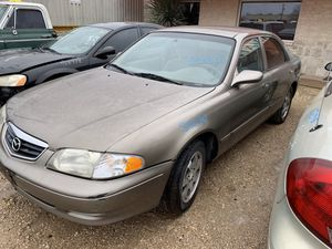 1997 - 2002 MAZDA 626 (PARTS ONLY) 1998; 1999; 2000; 2001 for Sale in Dallas, TX