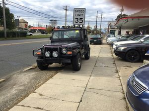 1987 Jeep Wrangler for Sale in Egg Harbor City, NJ