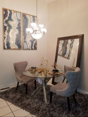 Kitchen table set (ONLY) $400 (FIRM) for Sale in St. Louis, MO
