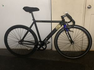 6ku with fuji full carbon forks and stem for Sale in Los Angeles, CA