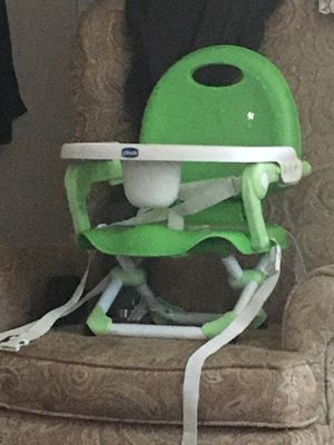 Pocket Snack Booster Seat for Sale in Northbridge, MA