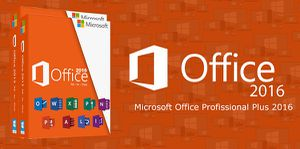 Microsoft Office Professional Plus 2016 for Sale in Chantilly, VA