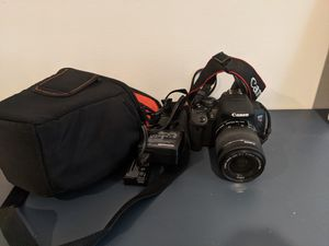 Canon t5i DSLR for Sale in Florence Township, NJ