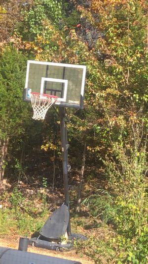 spaulding basketball hoop for Sale in Fort Leonard Wood, MO