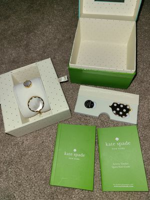 Kate Spade activity tracker gold bracelet for Sale in Annandale, VA