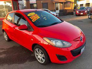2013 Mazda Mazda2 for Sale in Tracy, CA