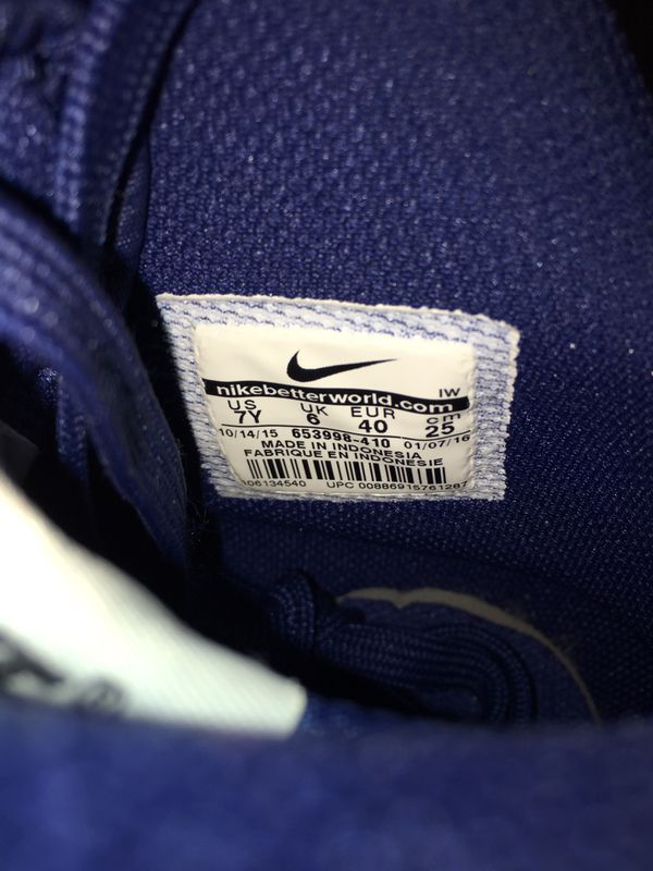 Nike Air Force One / 1 // Size 7