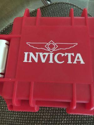 Invicta watch storage case for Sale in Morton, IL