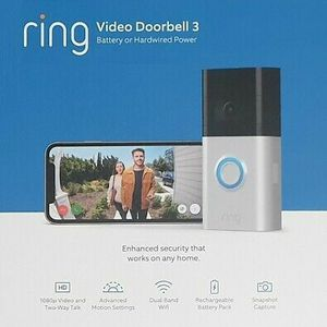 Ring Video Doorbell 3 for Sale in Modesto, CA