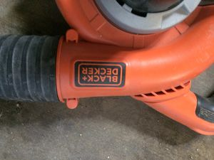 Black & Decker leaf blower for Sale in Stockton, CA