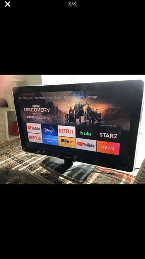 52 inch tv and firestick. for Sale in Tampa, FL