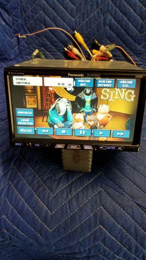 AUTO ESTEREO PANASONIC DVD GPS for Sale in Dallas, TX