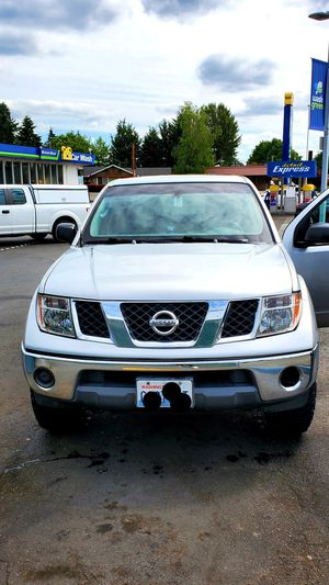 NISSAN FRONTIER 2007 SE for Sale in Federal Way, WA