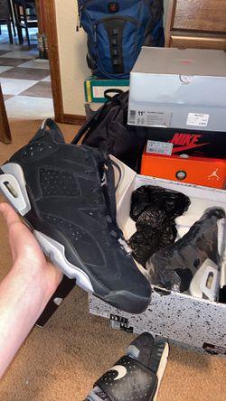 Jordan retro 6's size 13 for Sale in Oklahoma City,  OK