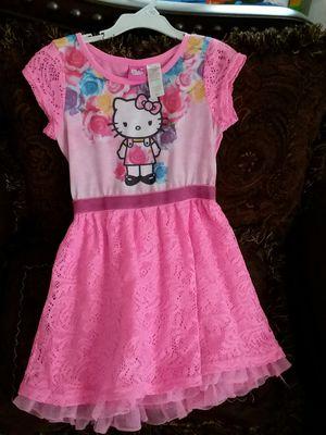 Small 6x girl Hello Kitty Dresses for Sale in Salt Lake City, UT