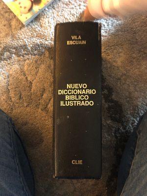Diccionario bíblico for Sale in Los Angeles, CA