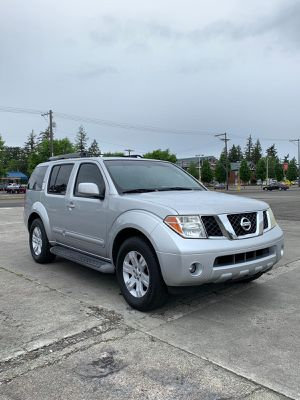 2006 Nissan Pathfinder Le 134k Miles Only! for Sale in Tacoma, WA