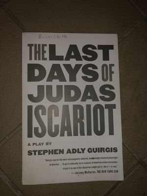 The Last Days of Judas Iscariot for Sale in Queens, NY