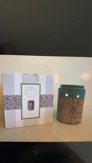 Cork Scentsy Warmer for Sale in Ellicott City, MD