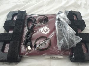 Hp notebook 15.6 in for Sale in Lithonia, GA