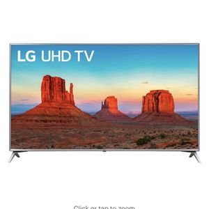 70 Inch LG LED 4K UHD Smart Tv for Sale in Los Angeles, CA