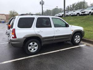 2003 Mazda Tribute LX 3.0 v6 Automatic All Wheel Drive for Sale in Fredericksburg, VA