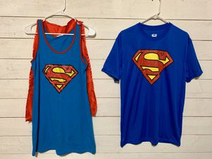 Couples Superman costume set for Sale in Auburn, WA