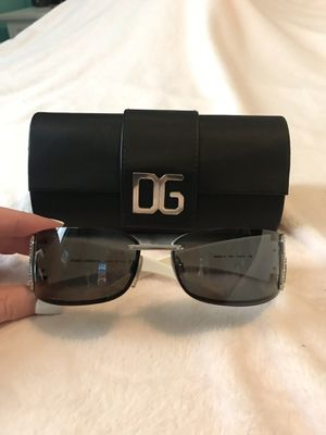 Authentic dolce and gabbana sunglasses for Sale in Riverside, CA