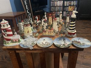 Lighthouse collection for Sale in Graham, NC