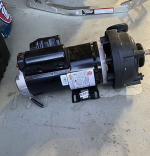 Hot tub pump for Sale in Tracy, CA