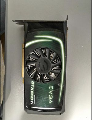 Gtx 550 ti for Sale in New Haven, IN