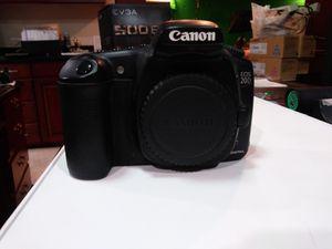 Canon EOS 20D for Sale in Salt Lake City, UT