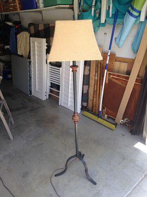 Metal Floor Lamp for Sale in Portola Hills, CA