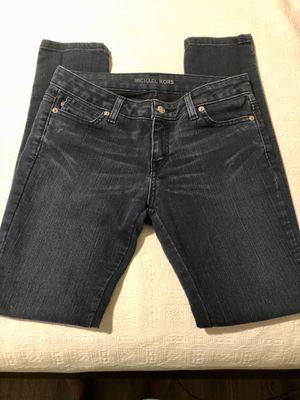 Michael Kors straight leg jeans size 4 for Sale in Dunedin, FL
