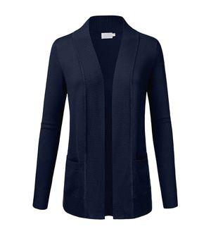 size XL navy blue cardigan w/ pockets for Sale in Arlington, TX