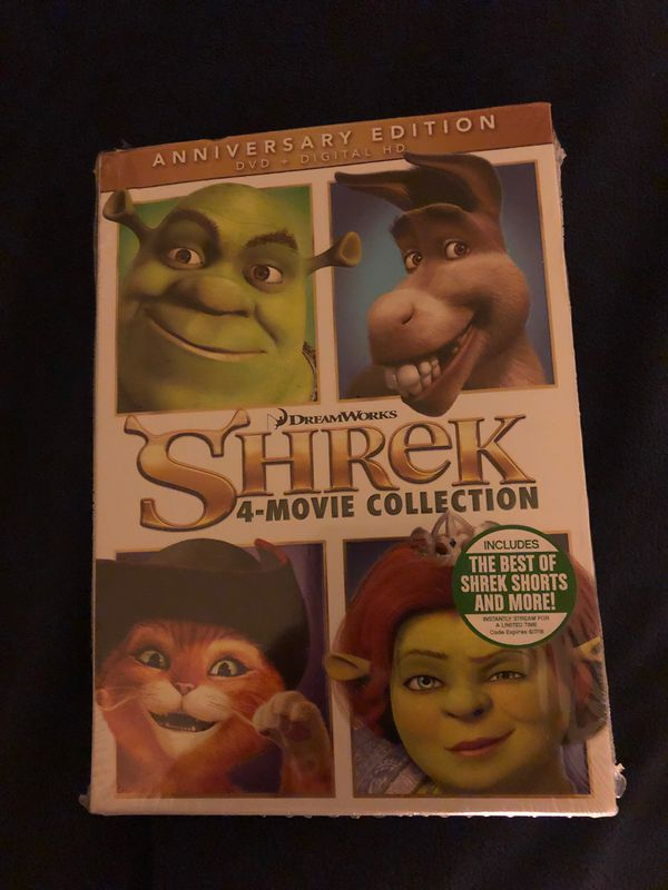 Shrek 4 movie collection