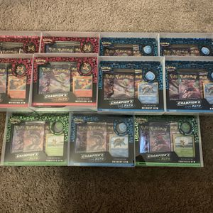 Champions Path Pin sets for Sale in Everett, WA
