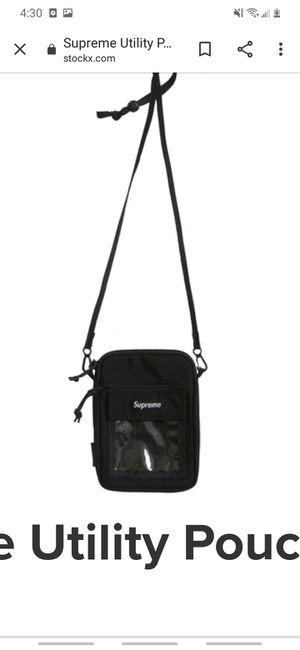 Supreme bag for Sale in Renton, WA