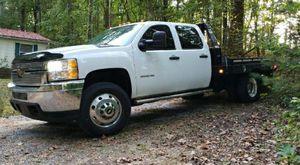 2014 Silverado 3500 Complete stock exhaust for Sale in Landis, NC