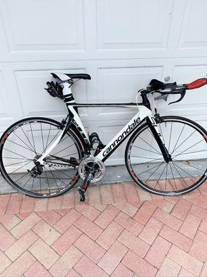 Cannondale slice Tri-bike for Sale in Cooper City, FL