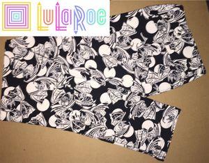 LuLaRoe TC Leggings Black Bats Polka Dots for Sale in Creve Coeur, IL