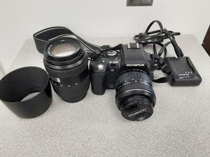 Olympus E 500 digital camera for Sale in San Marcos, CA