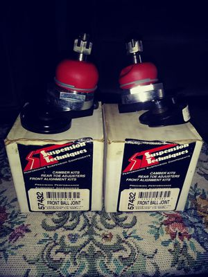 Honda/acura suspension techniques ajustable camber ball joints $80 obo for Sale in Sanger, CA