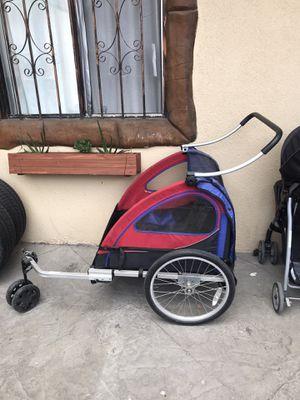 Bike trailer great shape for Sale in El Cajon, CA