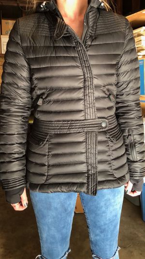 MONCLER designer down parka jacket warm snow winter coat for Sale in Buena Park, CA