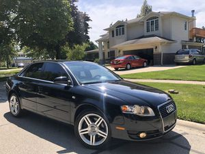 2007 Audi A4 6 Speed Manual FWD 2.0L Turbocharged for Sale in Elmhurst, IL